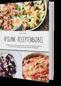 Gezond afvallen met de afslank receptenbijbel