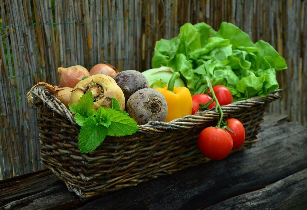 Koolhydraatarm groente