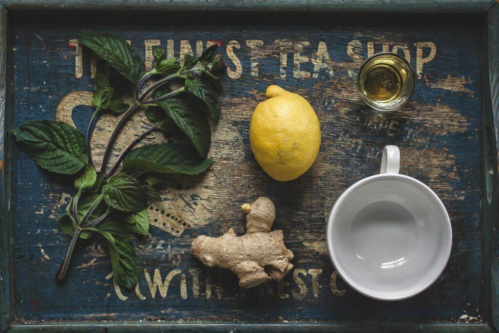 afvallen gember en citroen