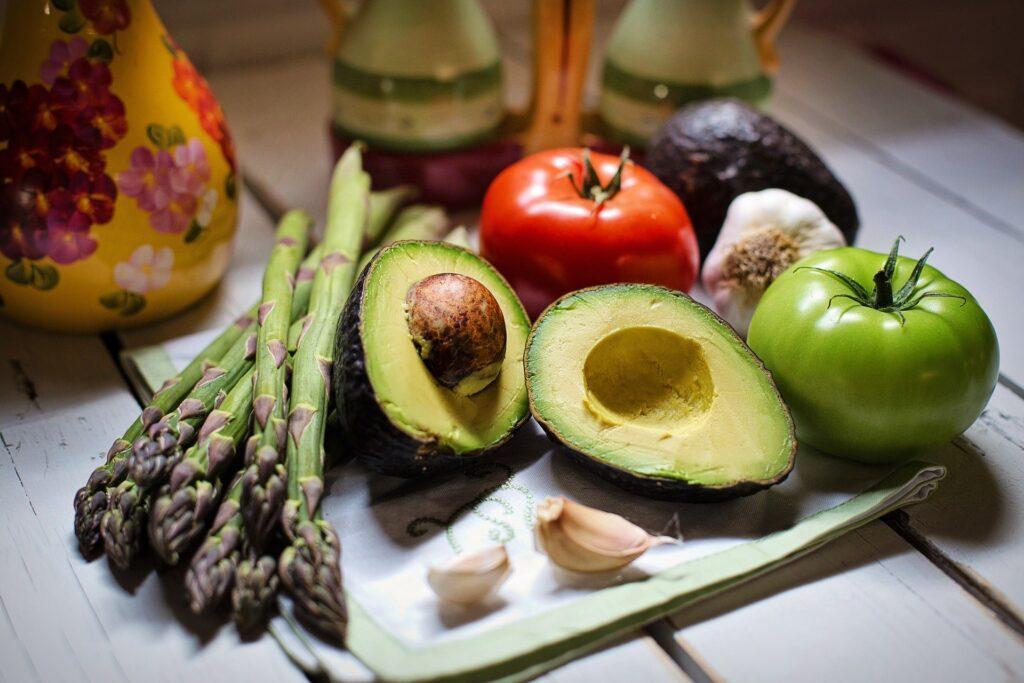 vegetarisch eten gezond