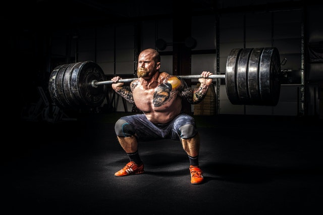 compound oefening squats